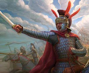 Klibanariusze z przełomu IV/V wieku n.e.