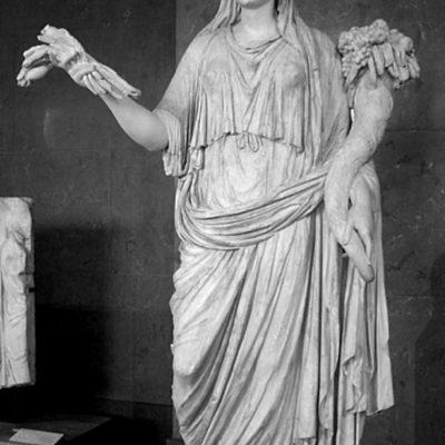 Posąg Liwii