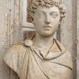 Popiersie Marka Aureliusza jako chłopca