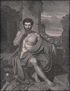 Marius wśród ruin, John Vanderlyn