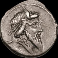 Denar wydany przez Kwintusa Tytusa