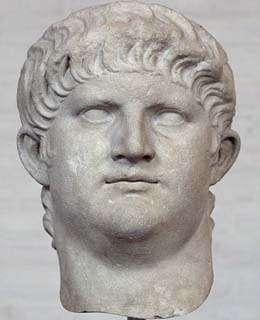 Popiersie Nerona