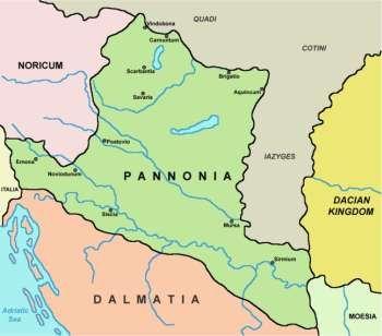 Panonia w I wieku n.e.