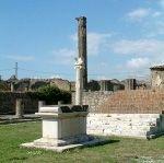 Świątynia Apollina w Pompejach