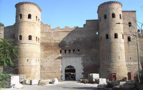 Porta Asinaria