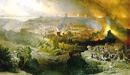 Oblężenie i zniszczenie Jerozolimy, John Roberts