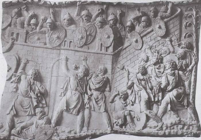 Relief z kolumny Trajana