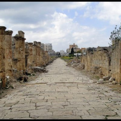 Roman roads allowed for fast travel and transport
