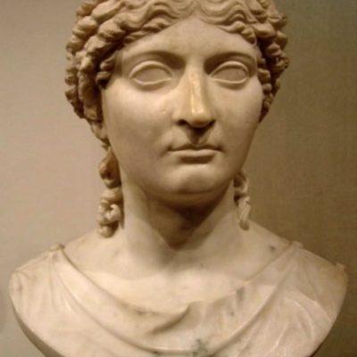 Agrypina Młodsza - matka Nerona