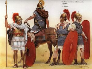 Roman army of the republic period