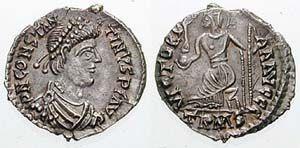Coin of Constantine III