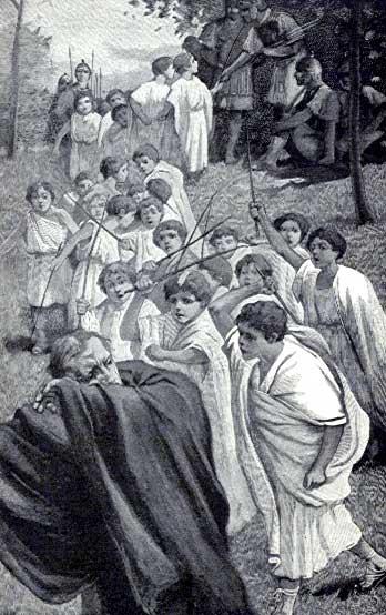 Nauczyciel ukarany na polecenie Kamillusa