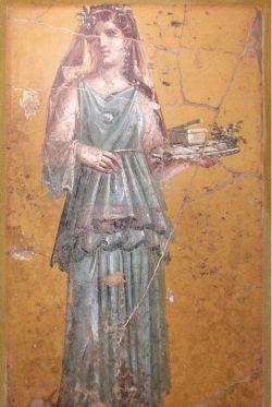 W antycznym Rzymie blada skóra była uważana za piękną