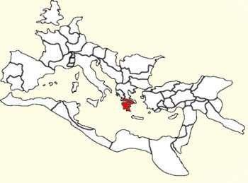 Achaja w czasach rzymskich