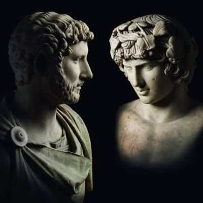 Antinous i Hadrian