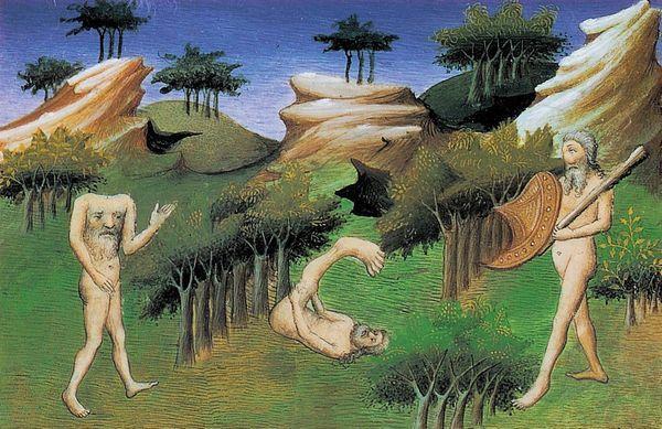 Antyczne i średniowieczne wyobrażenie stworów z krańca świata