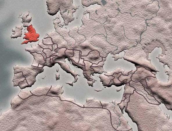 Brytania w czasach rzymskich
