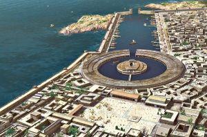Rekonstrukcja portu w Kartaginie