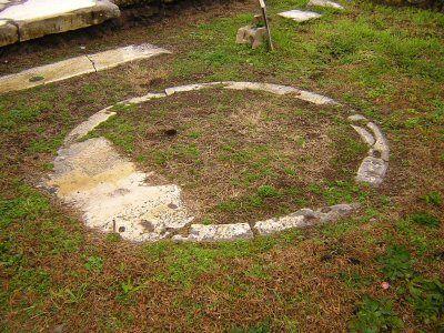 Mała świątynia ku czci Venus Cloacina