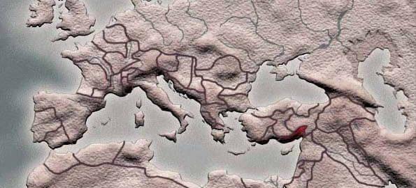 Cylicja w czasach rzymskich