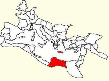 Cyrenejka w czasach rzymskich