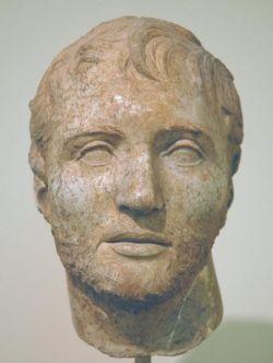 Prawdopodobnie popiersie Tytusa Kwinkcjusza Flamininusa