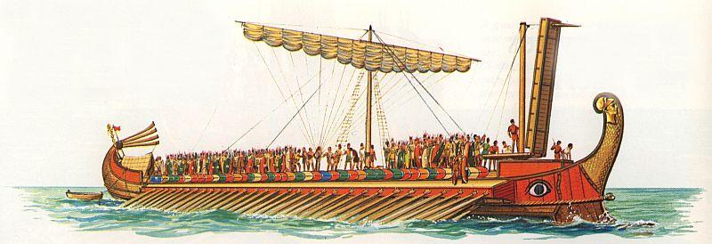 Rzymska quinquerema