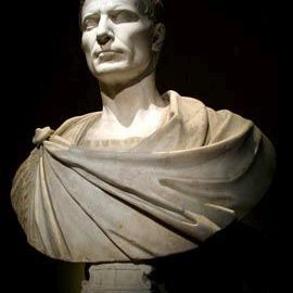 Popiersie Cezara