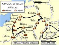 Bitwa na Polach Katalaunijskich