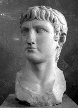 Bust of Germanicus
