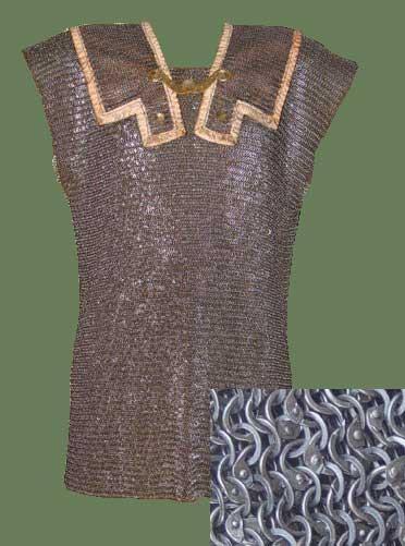 Lorica hamata