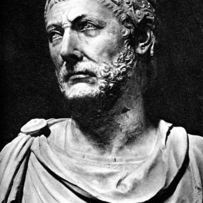 Hannibal, a brilliant Carthaginian commander