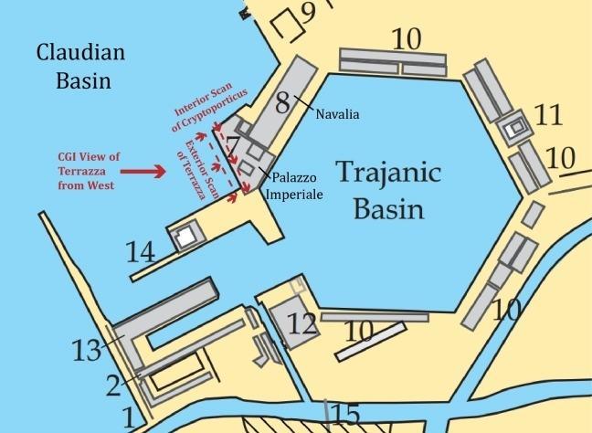 Portus - port Imperium Rzymskiego