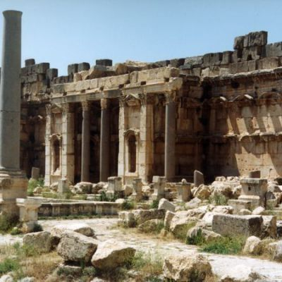 Temple of Jupiter, the Best of the Greatest, God of Gods