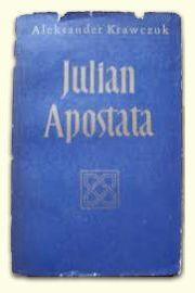 Julian Apostata - książka Krawczuka