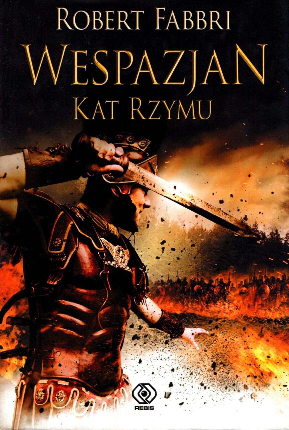 Robert Fabbri, Wespazjan. Kat Rzymu
