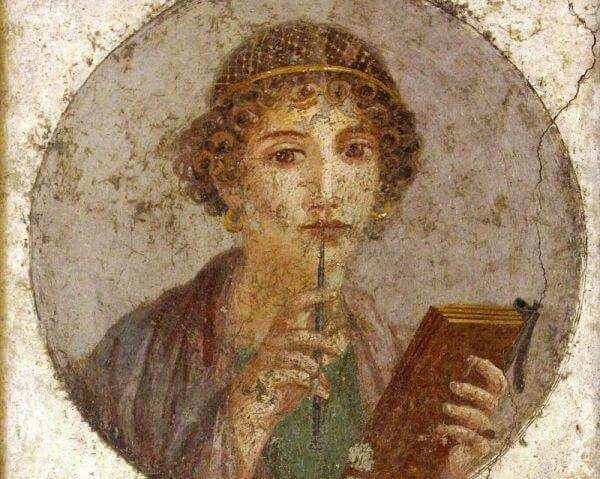This is a modern myth that women in ancient Rome could not drink wine