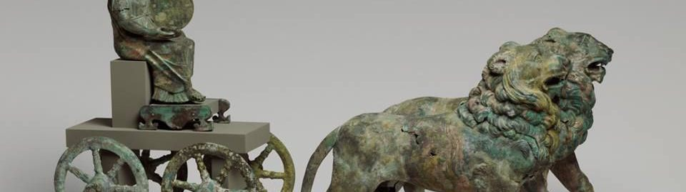 Statuetka ukazująca Kybele