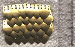 Scales - lorica squamata