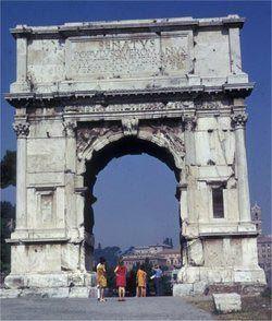 Łuk Tytusa w Rzymie