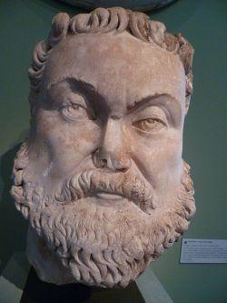 Maximian's Head