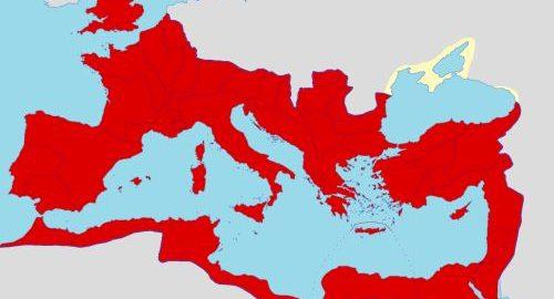 Imperium Rzymskie za panowania cesarza Antoninusa Piusa