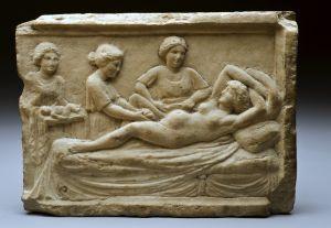 Poród w starożytnym Rzymie