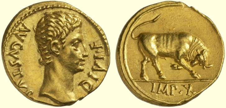 Aureus Augusta