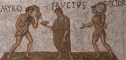 Powstania niewolników w Rzymie