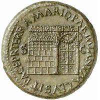 Wizerunek Świątyni Janusa