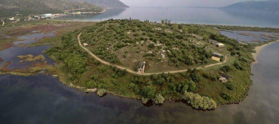 Badania na dnie zatoki antycznego miasta Oricum