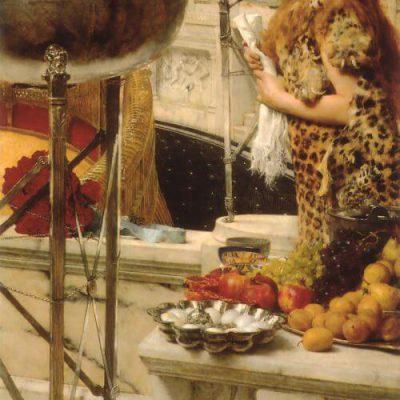 Przygotowania w Koloseum