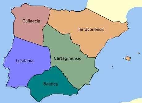 Ludy Hiszpanii w czasach Rzymian