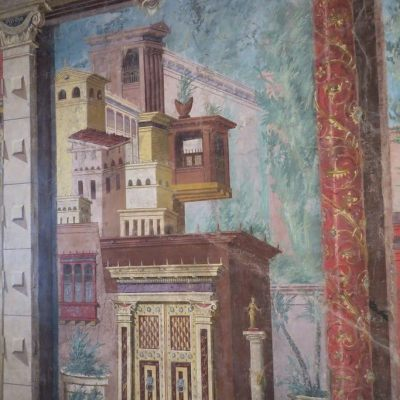 A city (fresco)